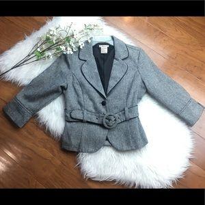 Forever 21 | Belted Blazer Coat